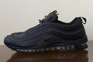 Details about Nike Air Max 97 PRM SE Premium Black Metallic Gold Reflective  AA3985-001 Sz 11.5