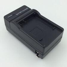 Battery Charger fit PANASONIC CGA-S/106B CGA-S/106C Lumix DMC-FH20/FH22 DMC-F2