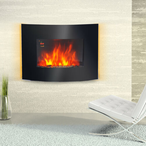 HOMCOM-Led-Curved-Glass-Electric-Wall-Mounted-Fire-Place-Fireplace-Heater