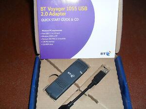 Bt Voyager 1055 Sans Fil Adaptateur Usb-afficher Le Titre D'origine