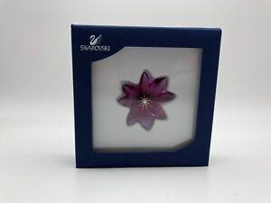 Swarovski-Figurine-956806-Paradis-Fleur-4-7-Cm-Emballage-D-039-Origine-amp