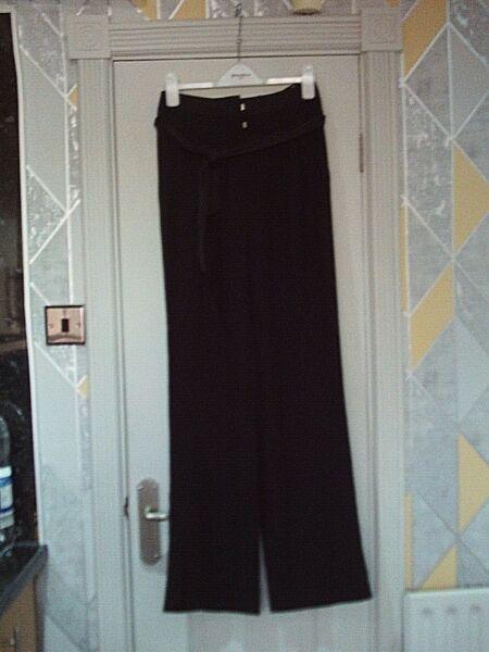 - Splendido Alta Next Girovita-gamba Larga Cintura Su Misura Pantaloni Taglia 6 Lungo Bnwts I Prodotti Sono Venduti Senza Limitazioni