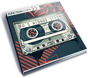 Details about 90'S HIP-HOP STASH Sample Pack Royalty Free Hip Hop Samples  Loops MIDI Presets