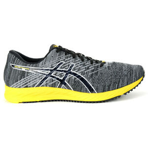 ASICS Men's Gel-DS Trainer 24 Black/Tai-Chi Yellow Sportstyle Shoes 1011A176....