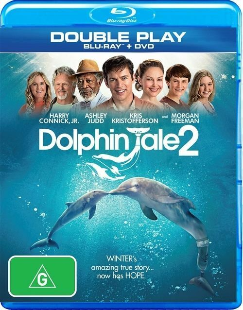 Dolphin Tale 2 (Blu-ray only NO DVD)