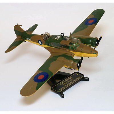 Oxford Diecast Avro Anson Mk1 No.9 Flying Training Sqn 1939 Vehicle