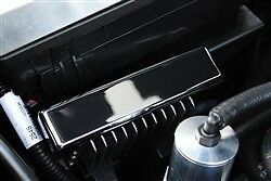 2010-2014 Chevrolet Camaro Heat Sink Cover No Logo Polished