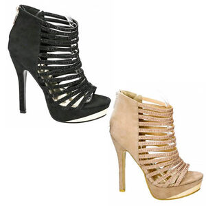 WOMENS-PLATFORM-GLADIATOR-HIGH-STILETTO-HEEL-ANKLE-SHOES-LADIES-SANDALS-SIZE-3-8