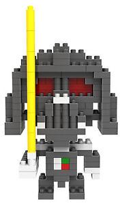 LOZ BLOCK DARTH VADER star wars anakin skywalker nanoblock nano building block