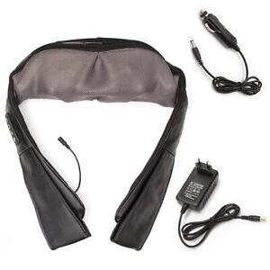 Schulter Massagegerät Elektrisch Shiatsu Nackenmassagegerät mit Wärmefunktion
