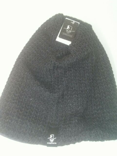 FORBUSITE Mens Slouchy Long Oversized Beanie Knit Cap for Summer Winter B08