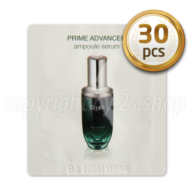 O Hui Prime Advancer Ampoule Serum 1ml X 30pcs OHUI for sale