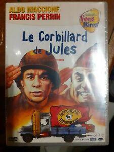 C13-DVD-LE-CORBILLARD-DE-JULES-MACCIONE-PERRIN-Collection-FOUS-RIRES-Neuf-ss-c