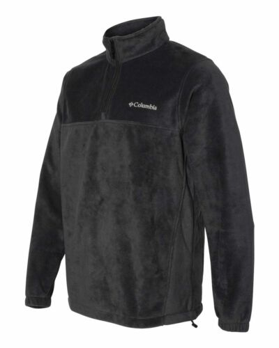 MICRO or MTR FLEECE JACKET Sizes S-2XL PULLOVER COLUMBIA Men/'s 1//4 ZIP 3XL