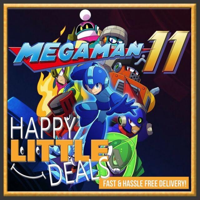 Mega Man 11 Pc Game