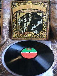 BUFFALO SPRINGFIELD LP last time around LP JAPANESE 1ST PRESS 1971 very SCARCE