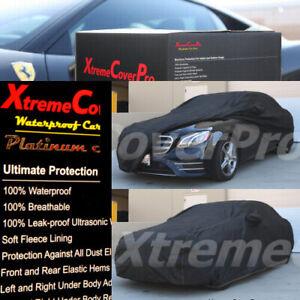 2016 MERCEDES E250 E350 E400 E63 SEDAN BREATHABLE CAR COVER W//MIRROR POCKET-GREY