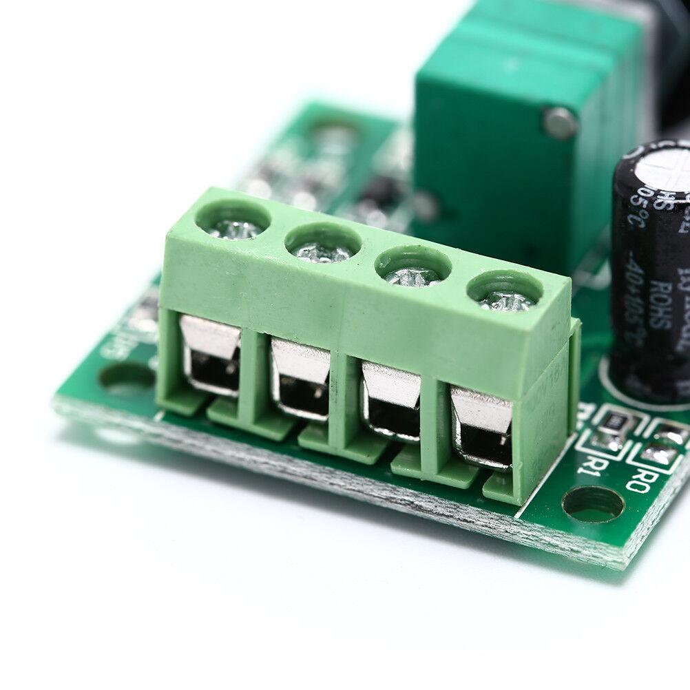 1Pc x DC 1.8V 3V 5V 6V 12V 2A Low Voltage Motor Speed Controller PWM YH
