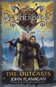 Brotherband-The-outcasts-by-John-Flanagan-Paperback-FREE-Shipping-Save-s