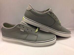 DVS-Men-039-s-Shoe-039-s-039-039-Convict-039-039-Grey-Canvas