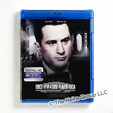 Once Upon A Time In America Blu-ray New Robert De Niro Extended Director's Cut