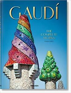 Gaudi-The-Complete-Works-HARDCOVER-2020-by-Rainer-Zerbst
