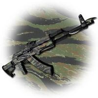 Gunskins Ak-47 Skin Camo Wrap Diy Vinyl Gun Skins Kit [19 Camouflage Patterns]