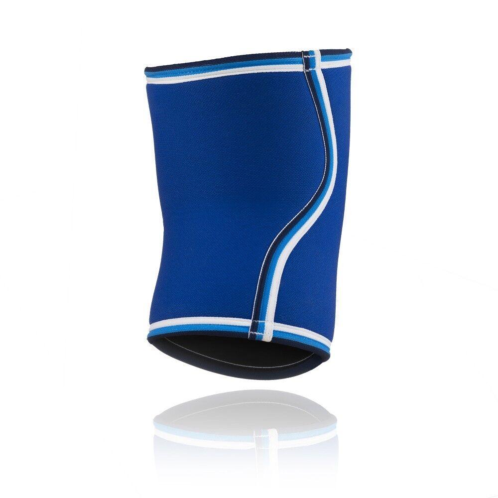 REHBAND Crossfit Ginocchio 7084 Supporto blu LINE 7084 Ginocchio Camo lesioni Sollevamento Pesi | 7 mm 2a3393