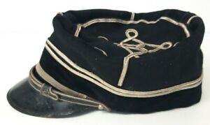 Képi foulard de Lieutenant des Sapeurs Pompiers 1884