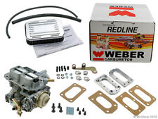 Suzuki Samurai  Weber Carburetor Conversion Kit electric choke version
