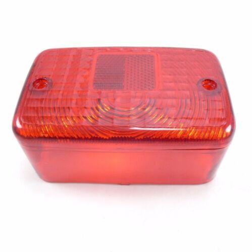 Tail Light Lite Lens Yamaha  99-01 YFM 250 Bear Tracker 98-01 600 Grizzly
