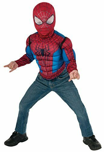 Amazing Spider-Man 2 Costume Marvel Comics Peter Parker NEW 31531