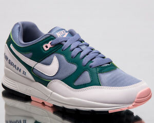 timeless design 1dcc4 fee5f Image is loading Nike-Air-Span-II-Women-Lifestyle-Shoes-Summit-