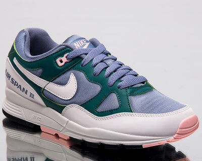 Kleidung & Accessoires Damenschuhe Nike Luft Span Ii Damen Lifestyle Schuhe Gipfel Weiß 2018 Sneakers Ah6800-401