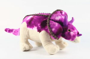 AURORA-DINOSAURS-cuddly-TRICERATOPS-17-034-plush-soft-toy-newborn-baby-NEW
