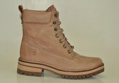 Timberland Courmayeur Valley 6 Inch Boots Damen Schnürstiefel Schuhe A1RQM | eBay
