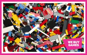 Lego-Mixed-500-G-Bundle-400-Mixte-briques-pieces-et-morceaux