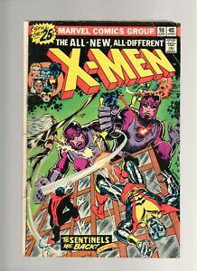 Uncanny-X-Men-98-GD-VG-3-0-Storm-Wolverine-Cyclops-The-Sentinels