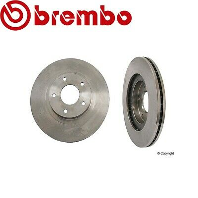 Front OE Brake Calipers And Rotors Pads For Infiniti I35 Nissan Altima Maxima