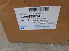s l225 2004 2008 chevy aveo oem fuse relay block panel gm 96539834 ebay