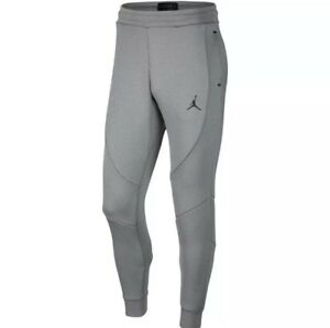 45de93776c8f NIKE JORDAN LIFESTYLE FLIGHT TECH FLEECE PANTS GREY BLACK 879499 091 ...
