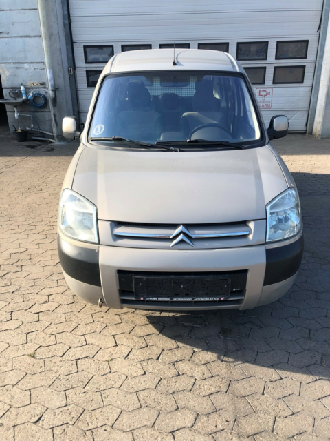 Citroën Berlingo, 2,0 HDi Family, Diesel, 2005, km 240000,…