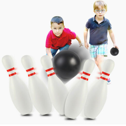 Indoor Game Bowling Toys Set Sport Ball Toys Gift For Kids Board Games OPULENT
