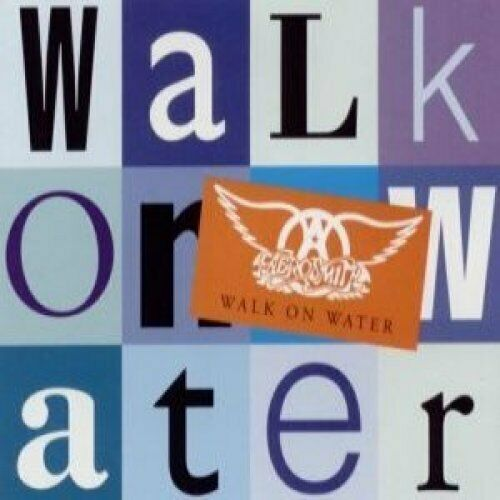 Aerosmith Walk on water (1995) [Maxi-CD]