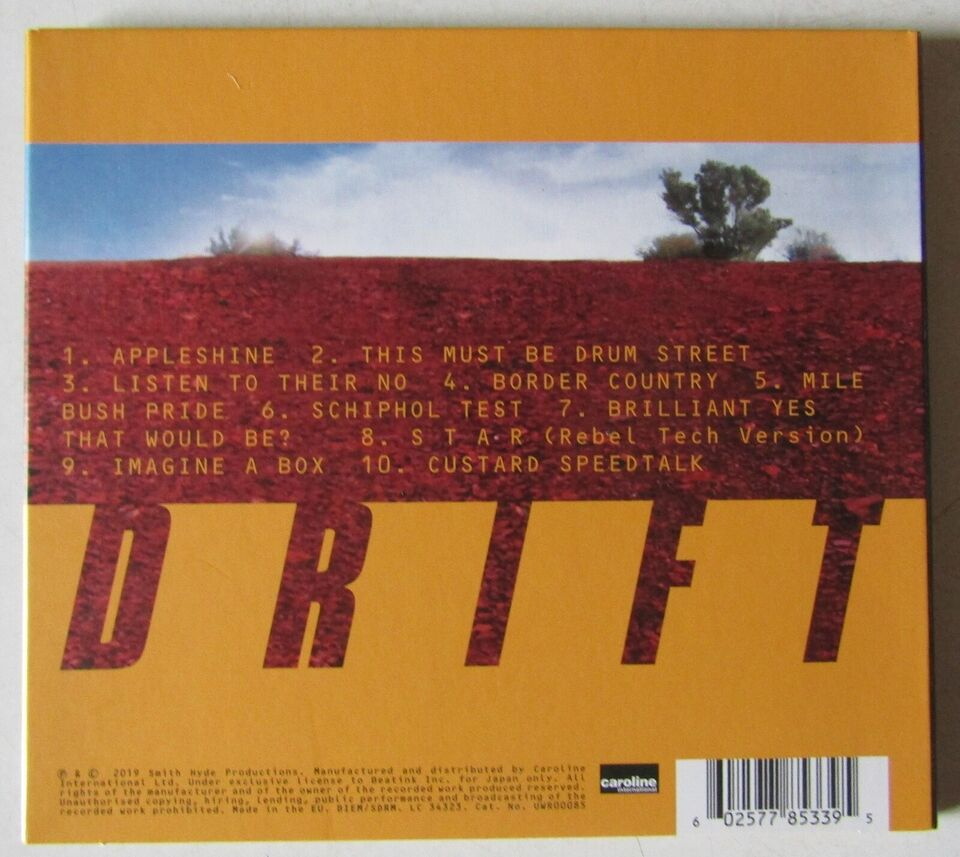 Underworld: Drift Series 1 - Sampler Edition, electronic