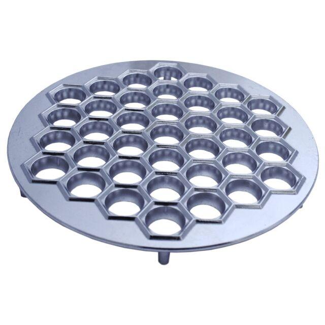 Teigform Teigtaschen Maker 37 Zellen Pelmeni Pelmeniza 700 g
