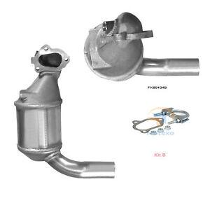 Endschalldämpfer Opel Corsa C 1,3 CDTI mit Dieselpartikelfilter