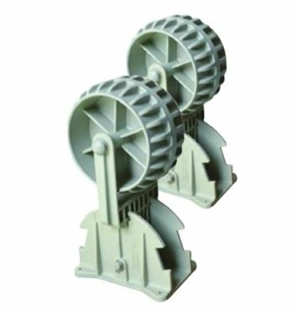 Waveline Folding Dinghy Inflatable RIB Wheels Launching + Bolts (48hr Delivery)