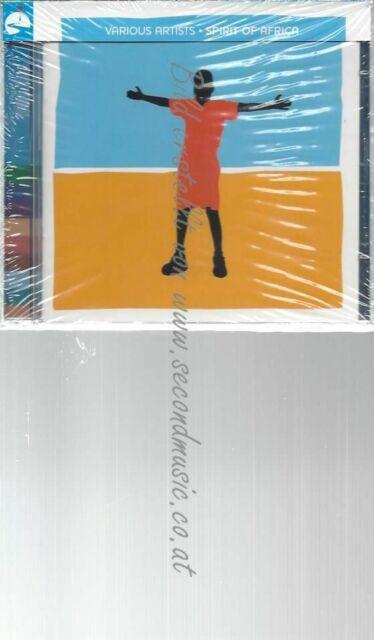 CD--VARIOUS | --SPIRIT OF AFRICA