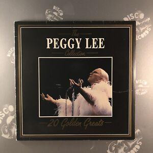 PEGGY-LEE-COLLECTION-20-Golden-Greats-Vinyl-LP-Record-DVLP2021-EX-EX